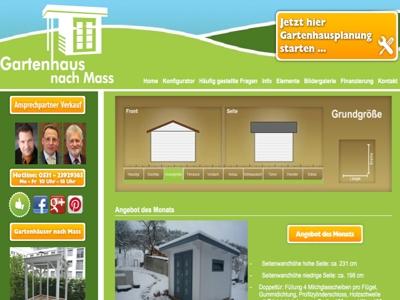 gartenhaus-nach-mass.de