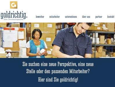 goldrichtig-personal.de