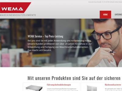 Www.wema-maschinenschutz.net